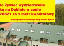Były polityk PO właścicielem Dębiny! VIDEO
