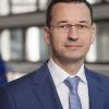 """Premier Mateusz Morawiecki Człowiekiem Roku Klubów """"Gazety Polskiej""""  2017"""