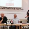 Radio Wnet – rozmowa z Panem Leszkiem Żebrowskim i Panem Tadeuszem Płużańskim – Polska nie była gotowa do walki z Izraelem