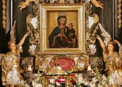 Odnaleziono film z koronacji obrazu Matki Bożej Rychwałdzkiej z 1965r.