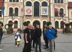 Protest Antykomunistyczny w Żywcu