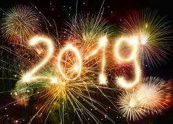 Wszystkiego najlepszego w Nowym Roku
