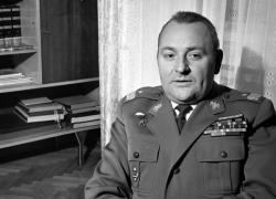 """Generał Pietrzak –  """"Życzliwy dla ludzi i prawdziwy myśliwy"""""""