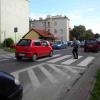 Niebezpieczne przejście dla pieszych!