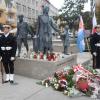 Obchody 77. rocznicy wysiedleń polskiej ludności cywilnej przez okupanta niemieckiego z Gdyni.