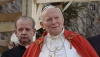 """TVP 1 20.35 film dokum. """"Pielgrzym"""" o Papieżu Janie Pawle II"""