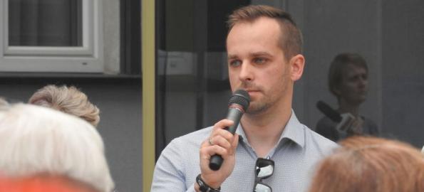 Hubert Maślanka- kandydat Koalicji Obywatelskiej na senatora
