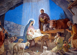 Błogosławionych Świąt Bożego Narodzenia