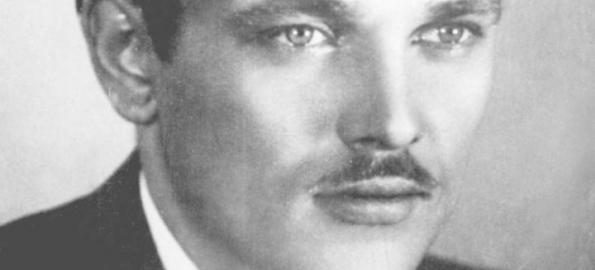1 XII 1947 r. rocznica zamordowania kapitana Henryka Flamego.