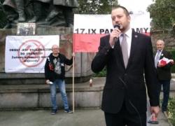 Skandal w Czechowicach-Dziedzicach. Władze samorządowe tego miasta nadal bronią obelisku Armii Czerwonej